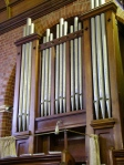 Daylesford organ