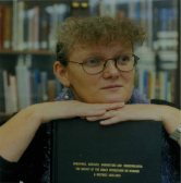 Photo of Michele with her PhD 2007 ps