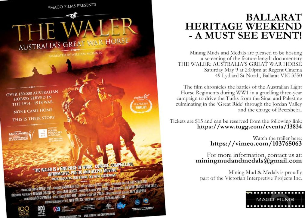 The Waler poster - 290314
